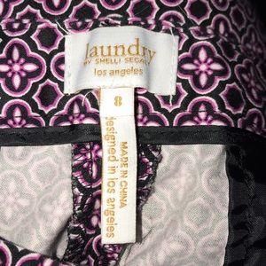 Laundry By Shelli Segal Shorts - Laundry by Shelli Segal walking shorts pink 8